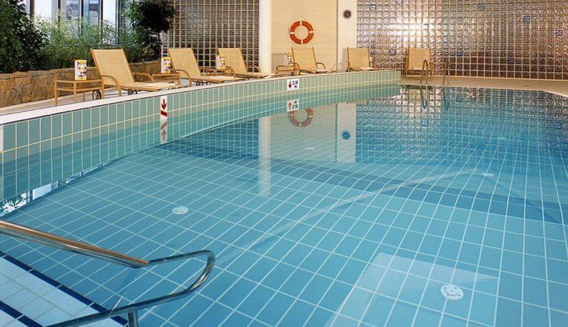Hotel Novotel - basen hotelowy